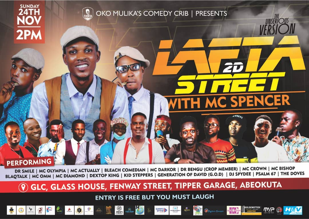 Lafta 2D Street With MC Spencer