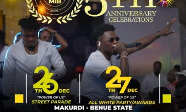 MADE IN BENUE: 5TH ANNIVERSARY CELEBRATIONS
